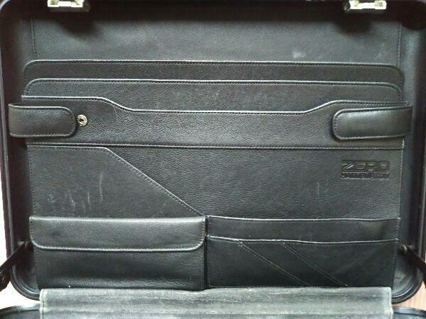 スーツケース ZERO HALLIBURTON アタッシュケース/GRY/無地 ブリーフケース バード ゼロハリバートン カーキ_画像4