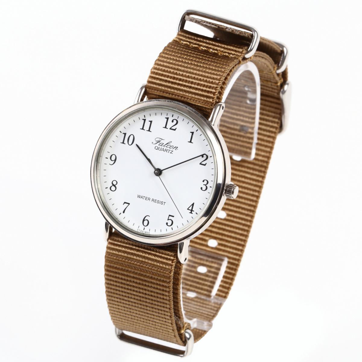 時計ベルト NATO シルバーバックル ショートサイズ 18mm 5本セット 取付けマニュアル 腕時計バンド_画像2