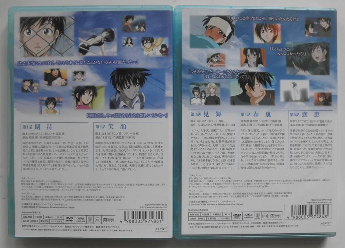 涼風 Volume1&2 DVD 瀬尾公治_画像2