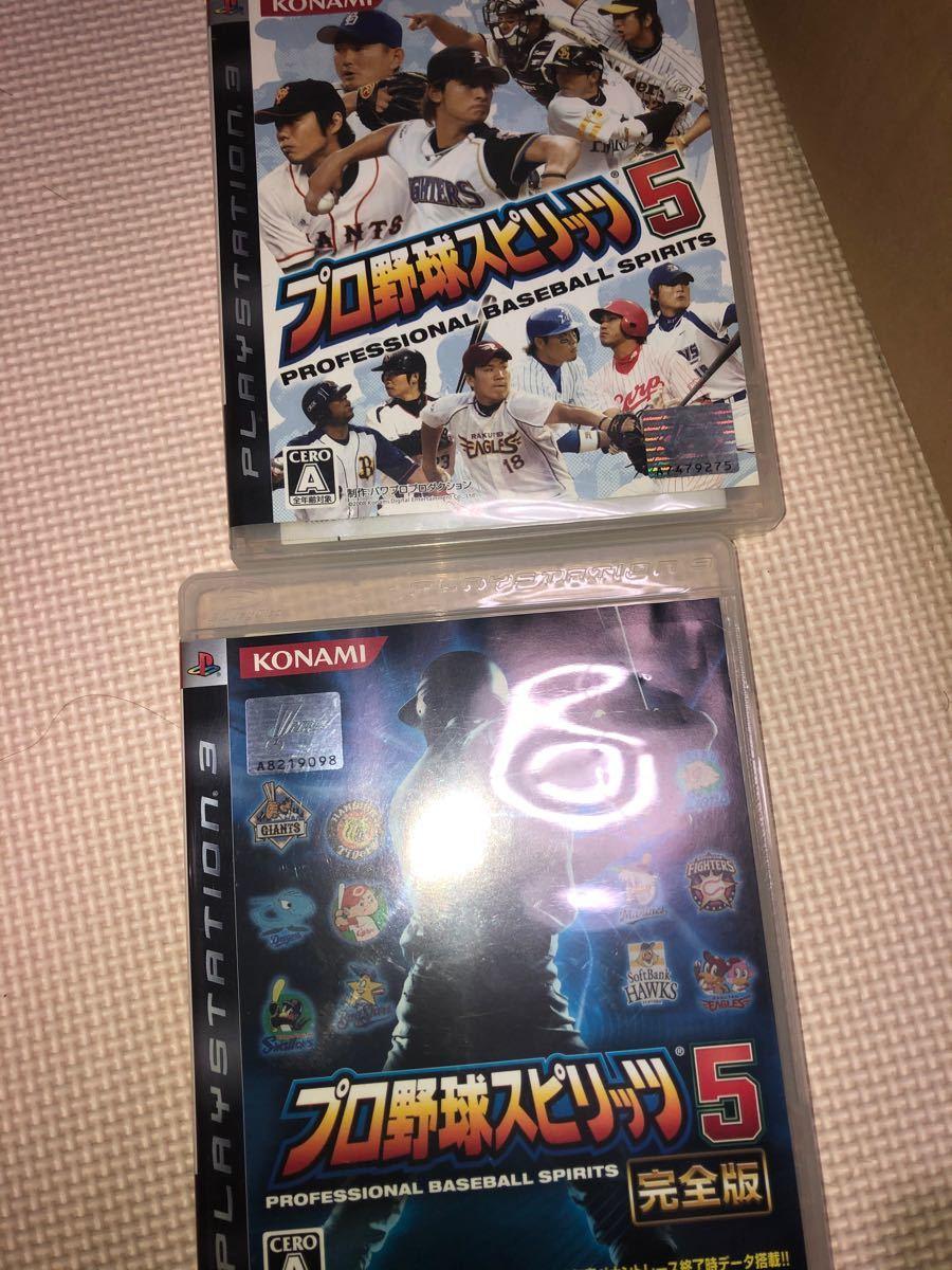 プロ野球スピリッツ5 セット 完全版 PS3