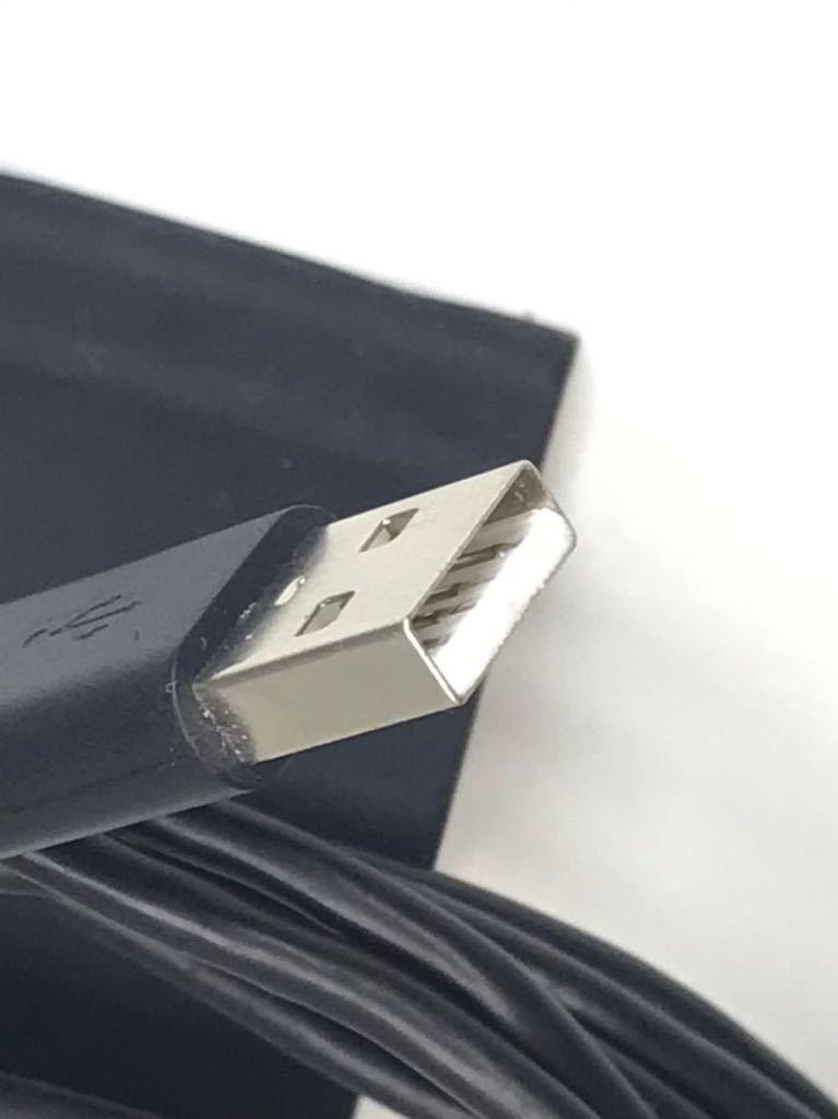 [045]USBケーブル TypeA-microB(中古)