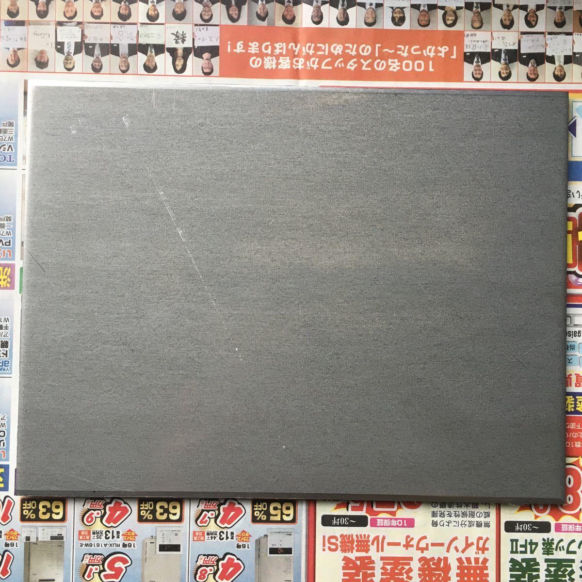 BBQ用  鉄板プレート  4.5mm