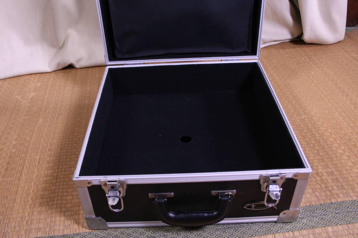 """MARUE SDHC 【14""""スネアドラム用ハードケース】 SDHC-35(14 x 7) スネアケース レザー調 DW_画像6"""