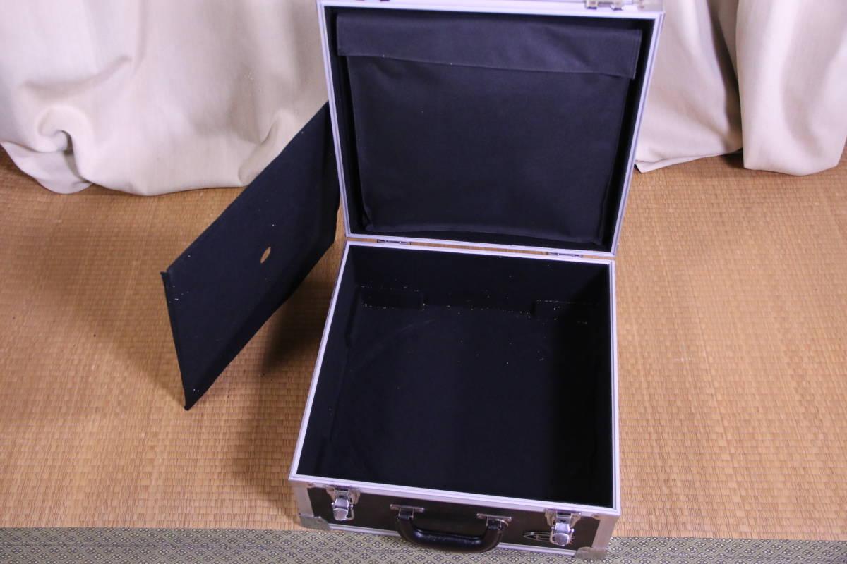 """MARUE SDHC 【14""""スネアドラム用ハードケース】 SDHC-35(14 x 7) スネアケース レザー調 DW_画像4"""