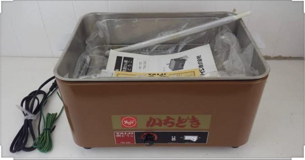 未使用保管品 タイジ/Taiji 電気燗どうご 店舗 飲食店 TSK-240_画像1