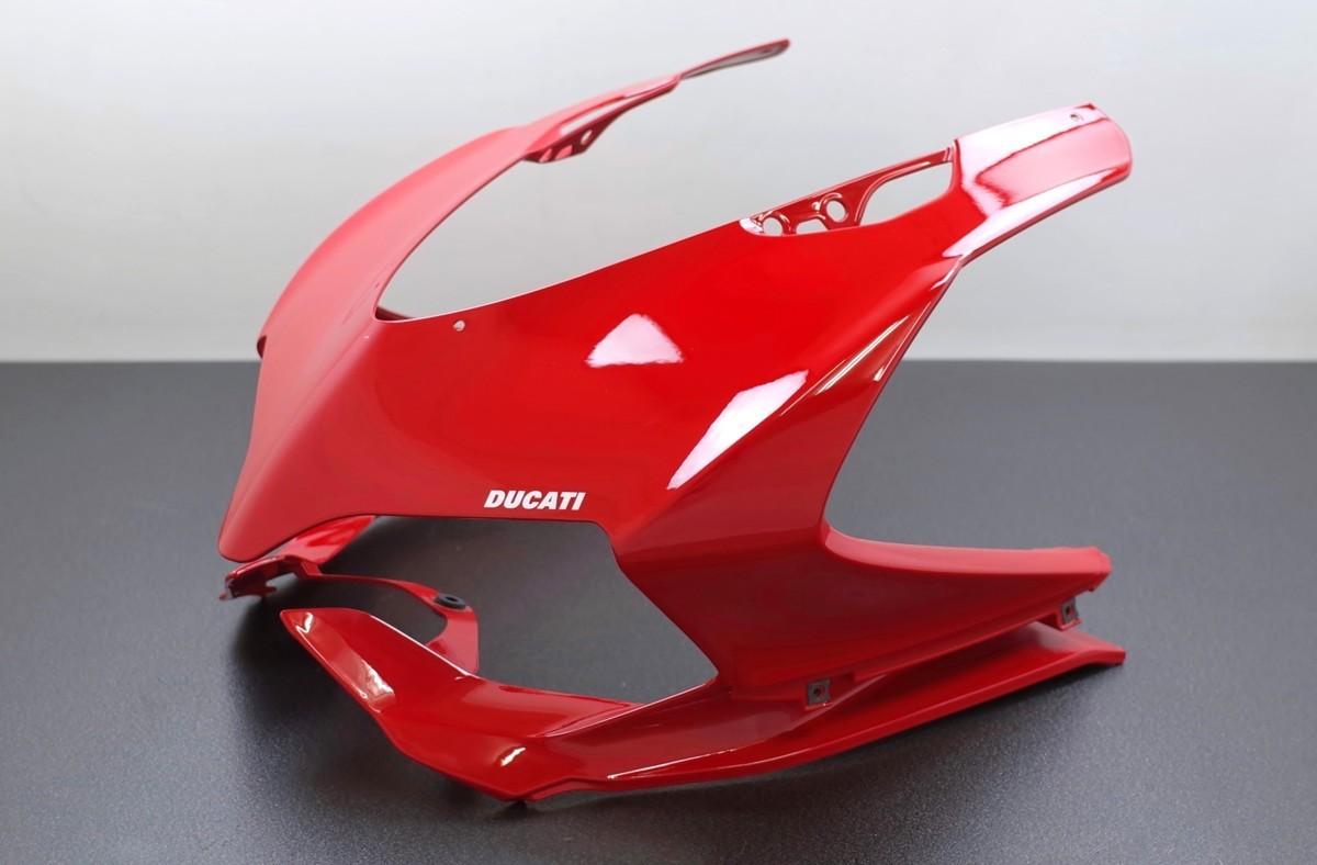 Ducati 1199 ドゥカティ Panigale パニガーレ 純正 アッパー カウル_画像1