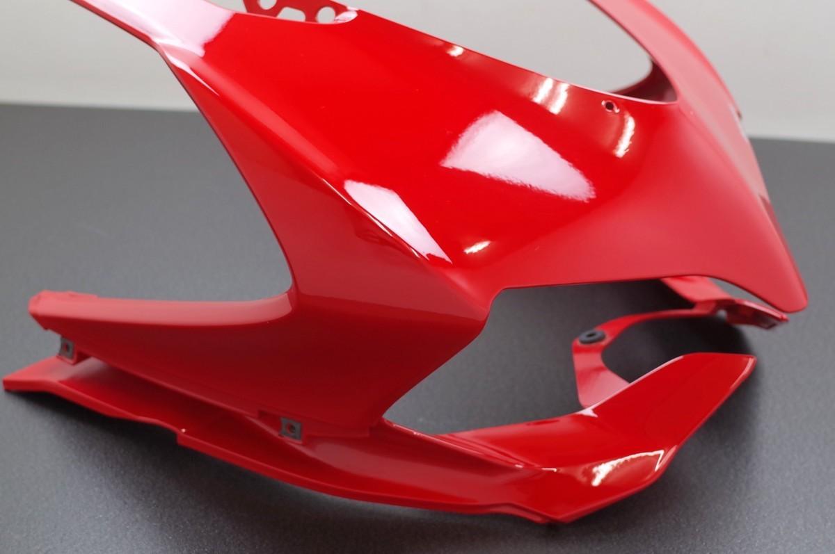 Ducati 1199 ドゥカティ Panigale パニガーレ 純正 アッパー カウル_画像7