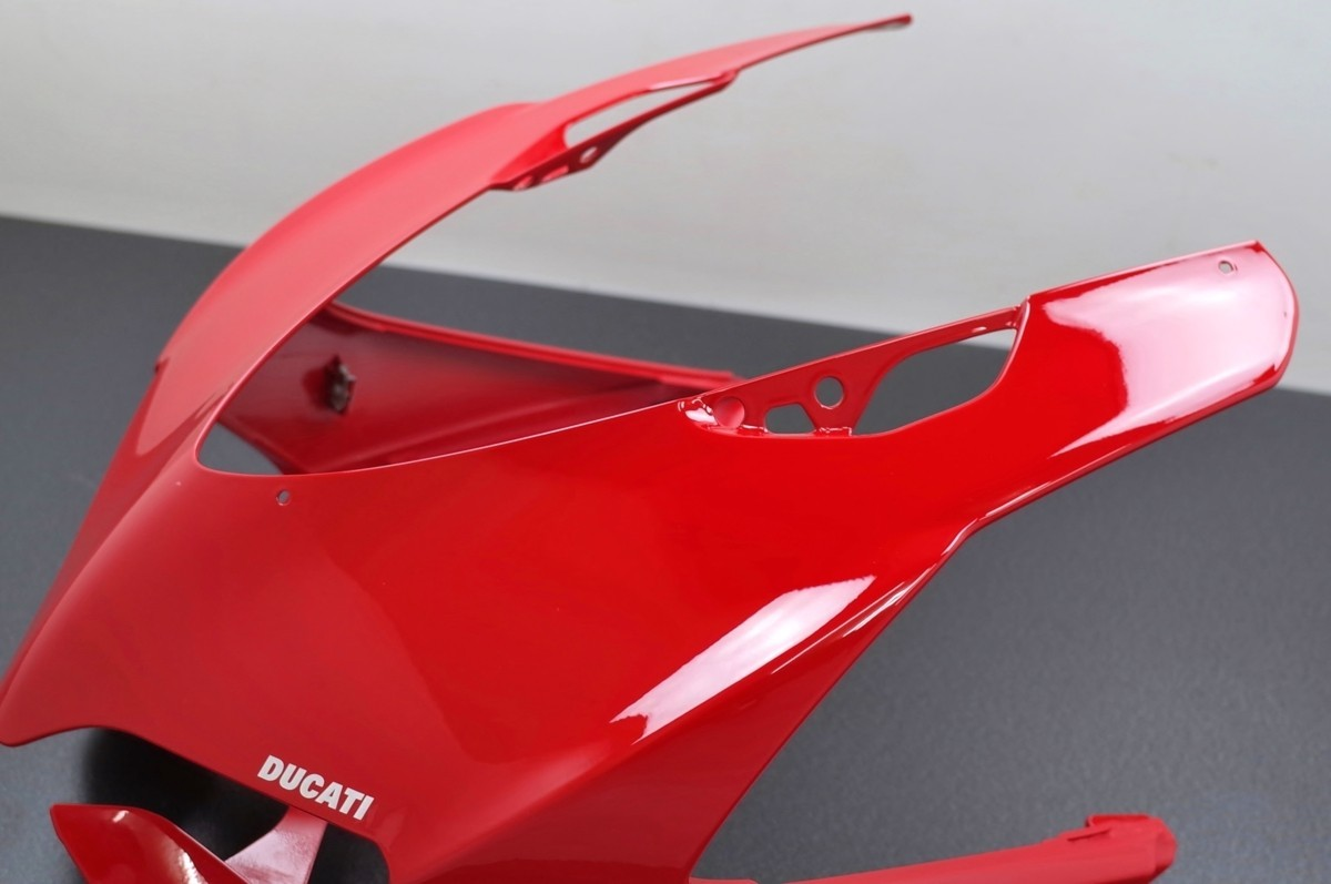 Ducati 1199 ドゥカティ Panigale パニガーレ 純正 アッパー カウル_画像2