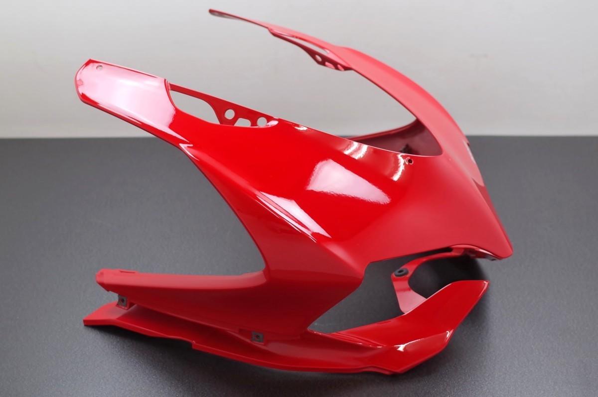 Ducati 1199 ドゥカティ Panigale パニガーレ 純正 アッパー カウル_画像6