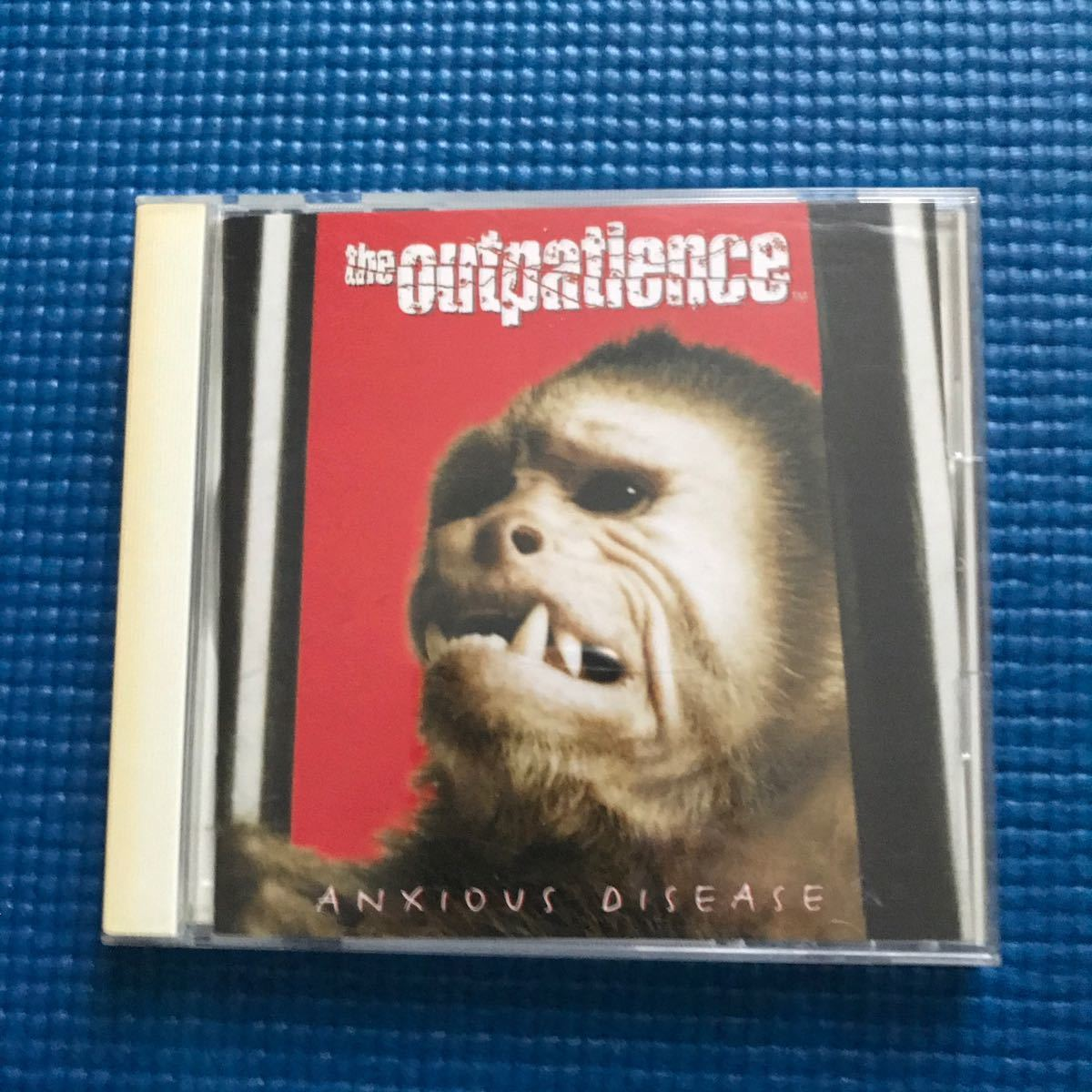 The Outpatience Anxious Disease 日本盤