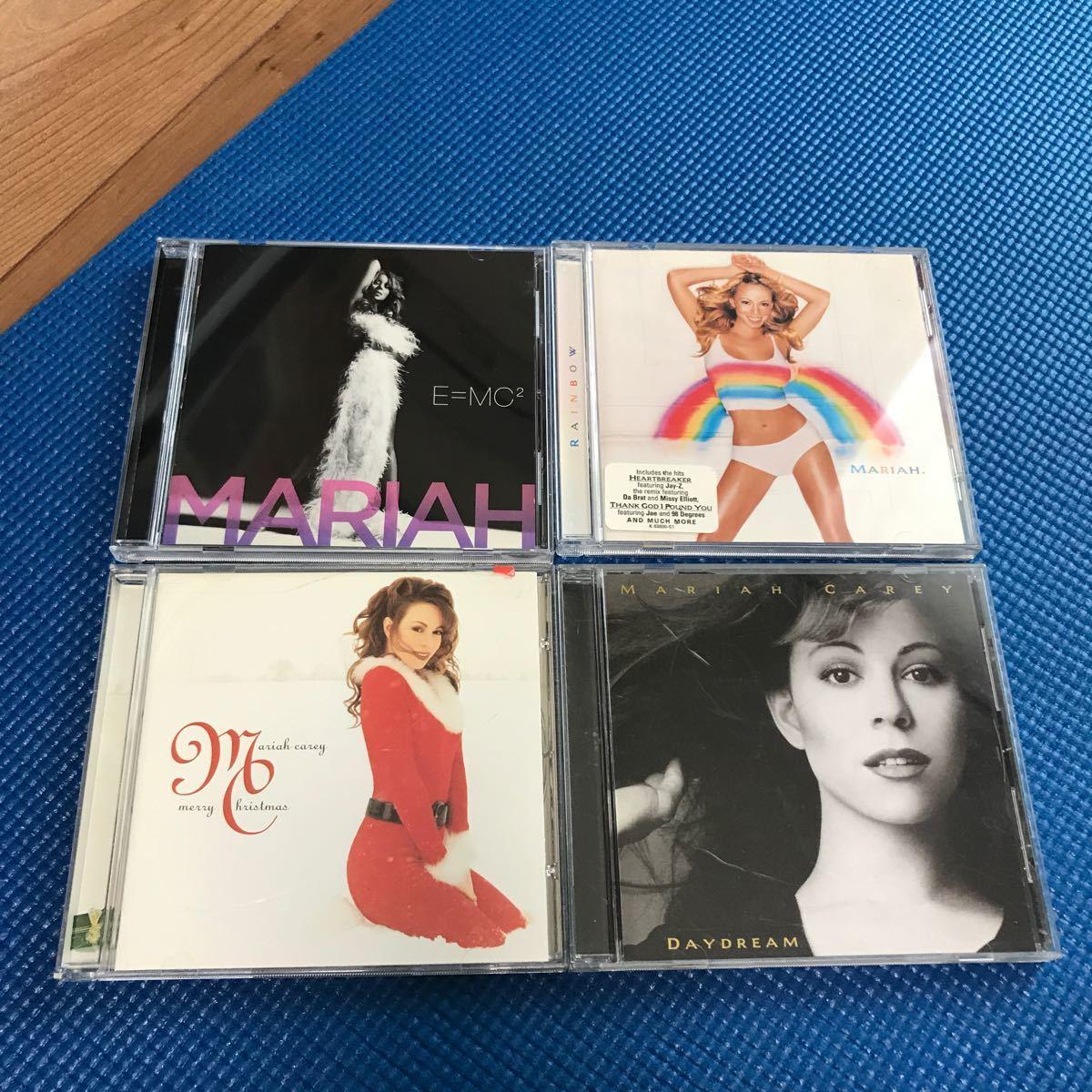 Mariah Carey デイドリーム他4枚セット