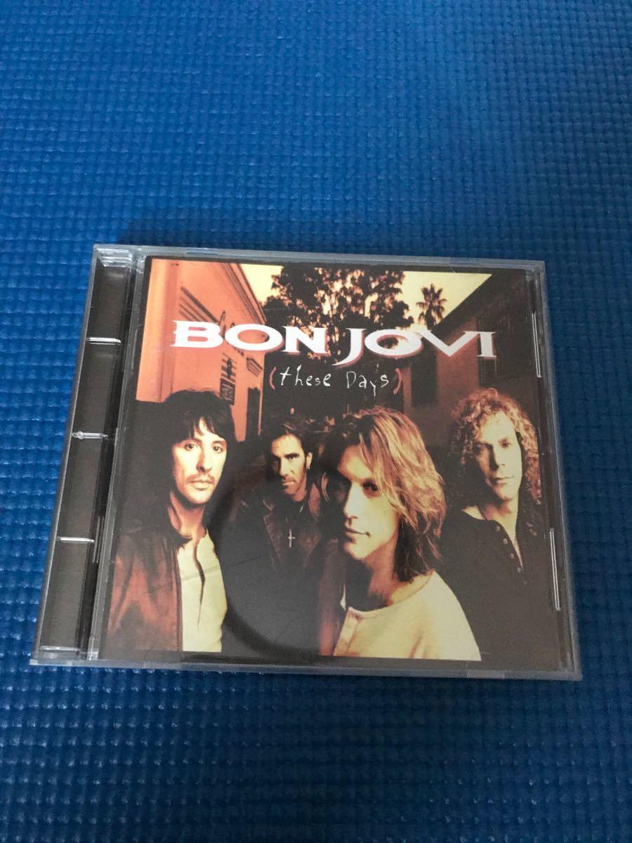 Bon Jovi these days 輸入盤