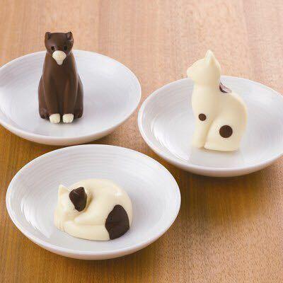 【新品未使用】無印 シリコーン モールド 猫 シリコン 型 お菓子 製菓 クッキー型 マドレーヌ型 チョコレート型 レジン クラフト_画像2