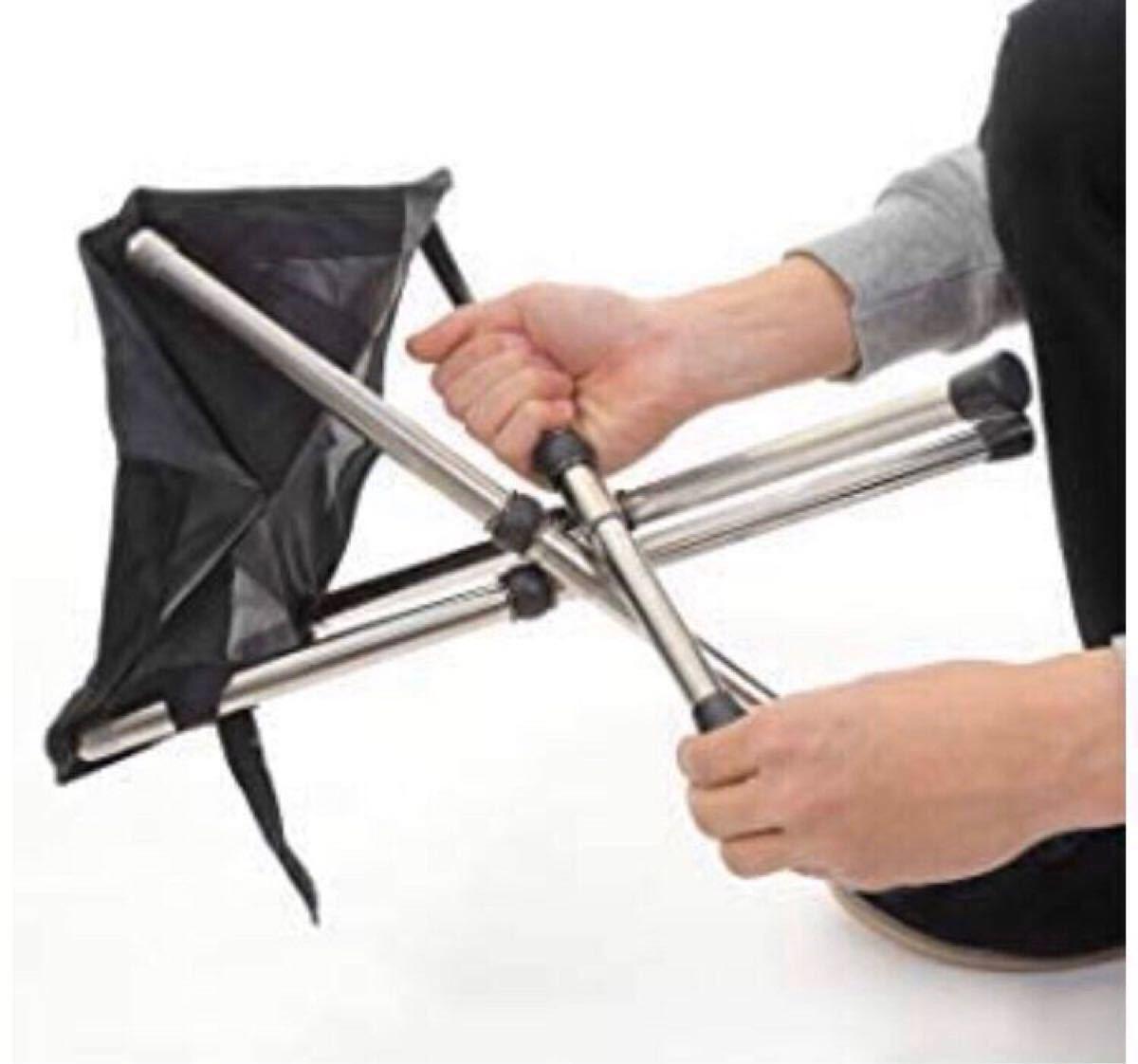 折り畳みチェア  新品未使用  大人気  便利グッズ  コンパクト  アウトドア