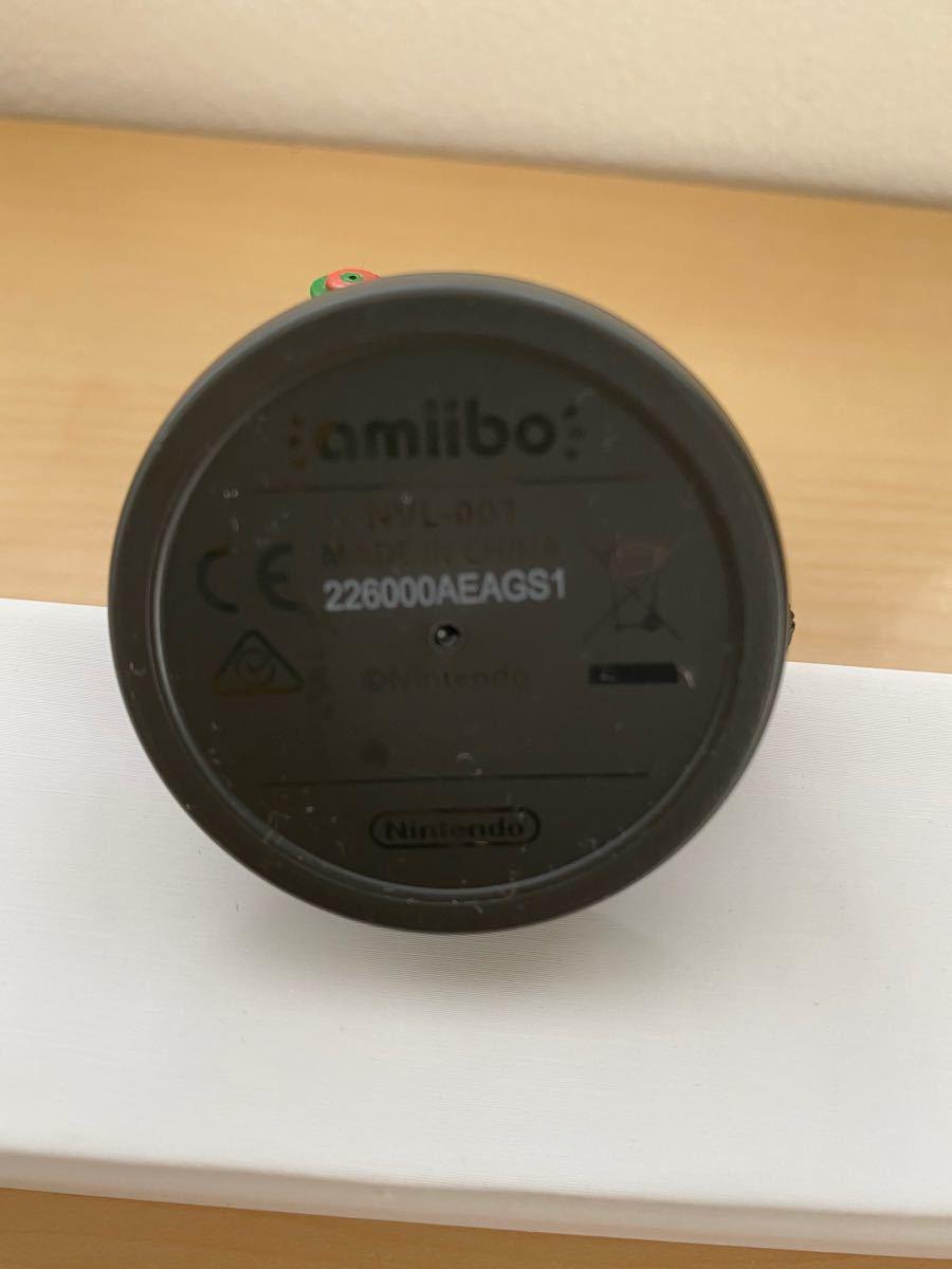 【限定色】アミーボ ボーイパープル 、スプラトゥーン WiiUソフト