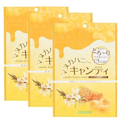 【限定特価】 マヌカハニー キャンディー MGO100+ [83g]◆3袋セット◆