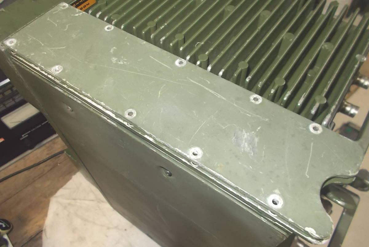 米軍 PRC-119/VRC VAA の台のスイッチ側サイドカバー(GPSの後期型)_参考写真(出品とは関係ありません)