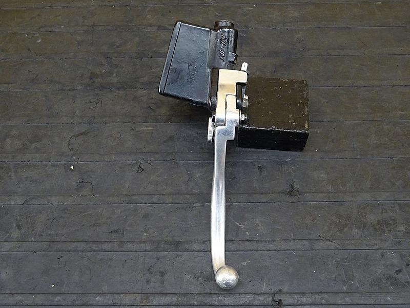 【200515】イナズマ400(GK7BA-102)■ フロントブレーキマスターシリンダー 5/8_画像9