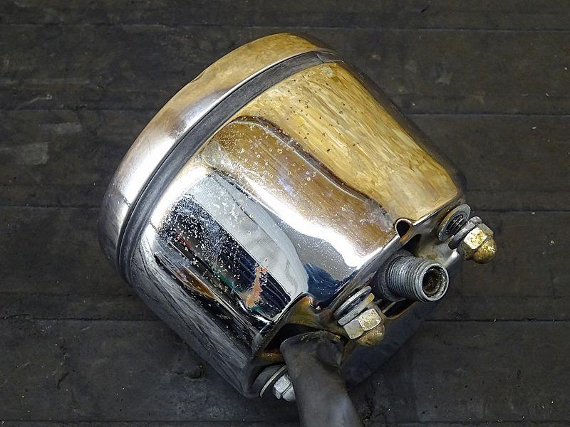 【200518】SR400(1JR-337)■ タコメーター メーターステー タコメーターケーブル ワイヤー 【SR500 1JN_画像6