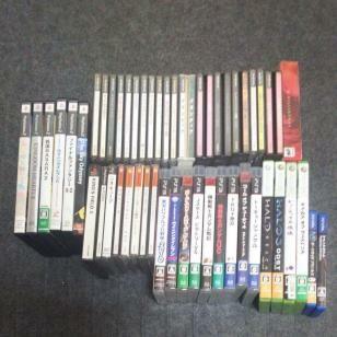 ゲームソフトセット PS3ソフト PS2ソフト