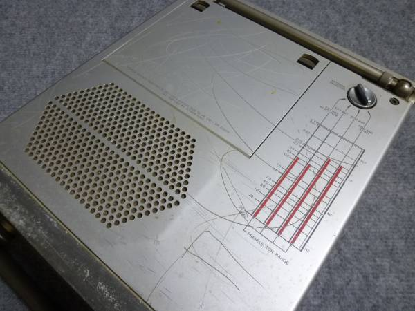 ▲ SONY ソニー CRF-1 受信機 ▲_画像3