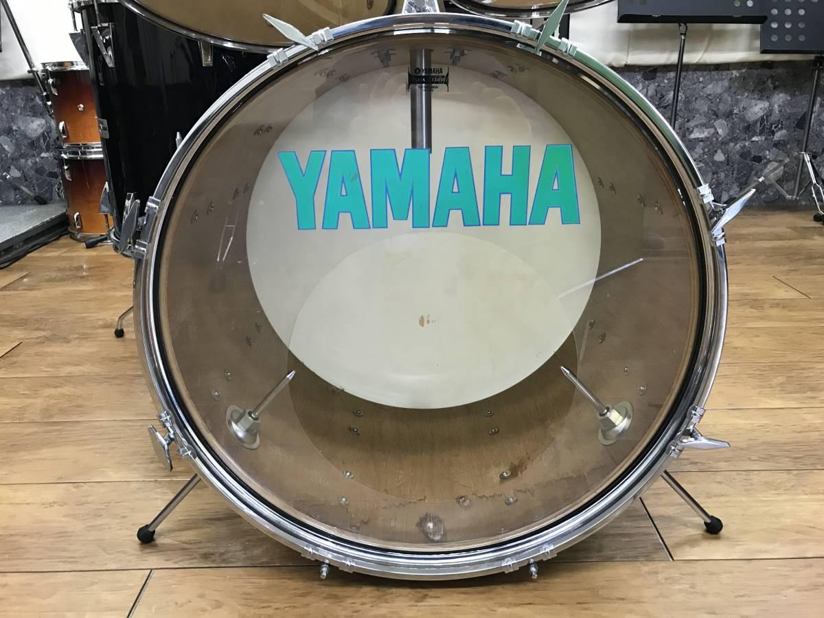 ☆ YAMAHA ヤマハ YD-3000 22/16/13/12インチ ドラム4点セット MADE IN JAPAN 引き取り限定 ☆_画像4