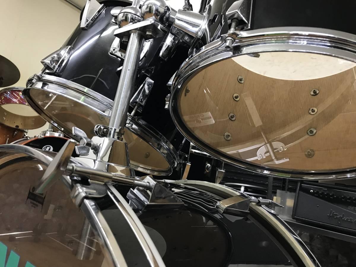 ☆ YAMAHA ヤマハ YD-3000 22/16/13/12インチ ドラム4点セット MADE IN JAPAN 引き取り限定 ☆_画像7