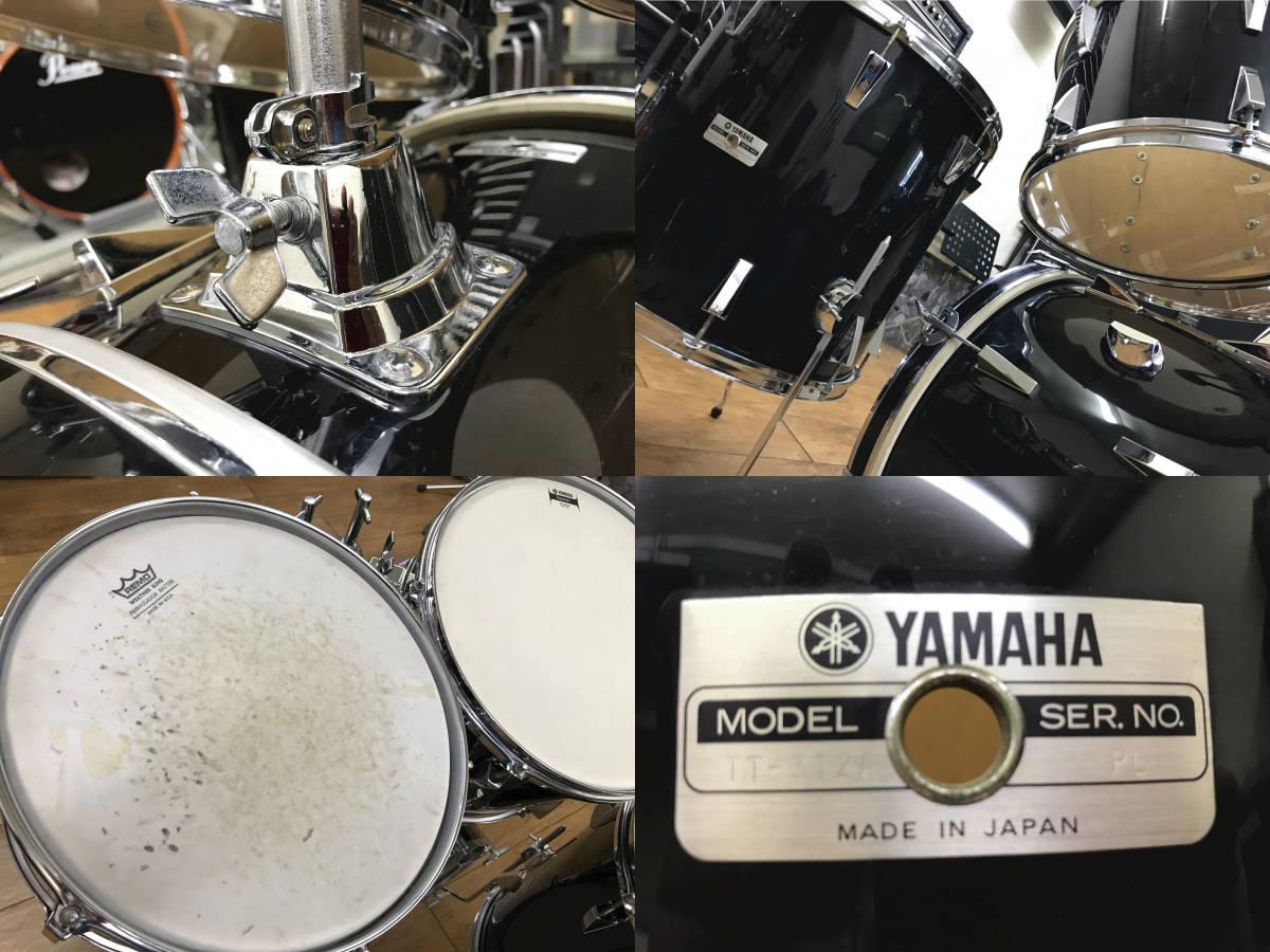☆ YAMAHA ヤマハ YD-3000 22/16/13/12インチ ドラム4点セット MADE IN JAPAN 引き取り限定 ☆_画像8