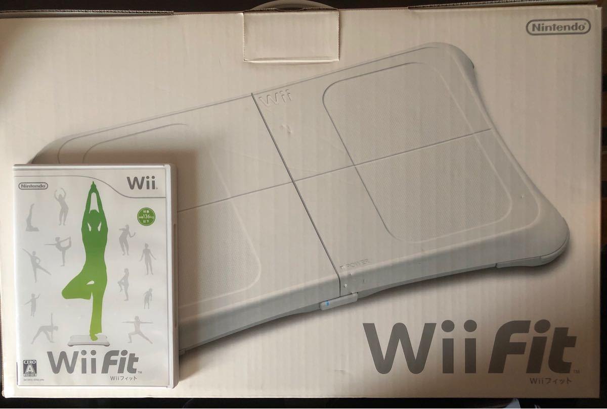 Wiiフィット+バランスWiiボード
