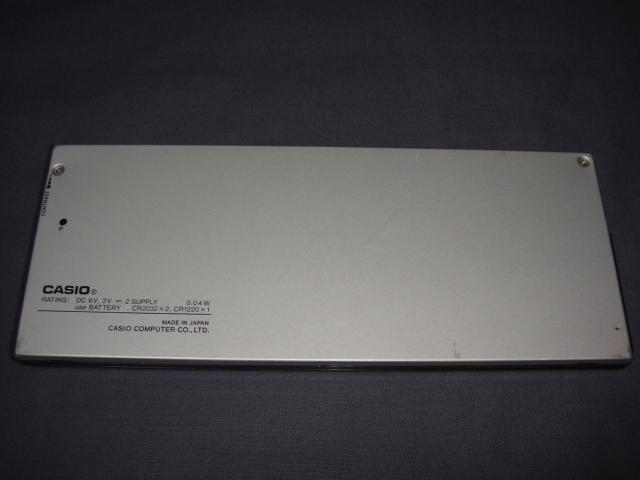 CASIO カシオ FX-860P ポケコン ジャンク 送料520円~_画像3
