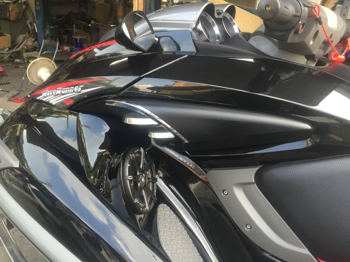 FZS FZR GP1800 スピーカーボックス