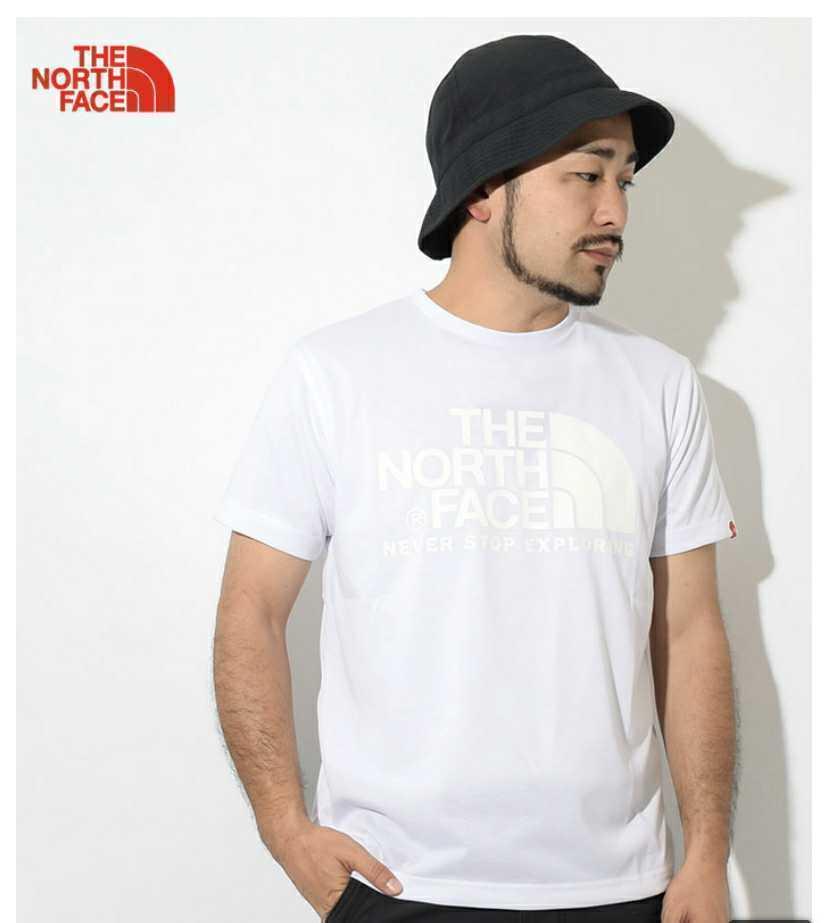 1円~新品ザノースフェイス Lサイズ THE NORTH FACE Tシャツ半袖 メンズ カラー ドーム the north face Color Dome S/S Tee ティーシャツ