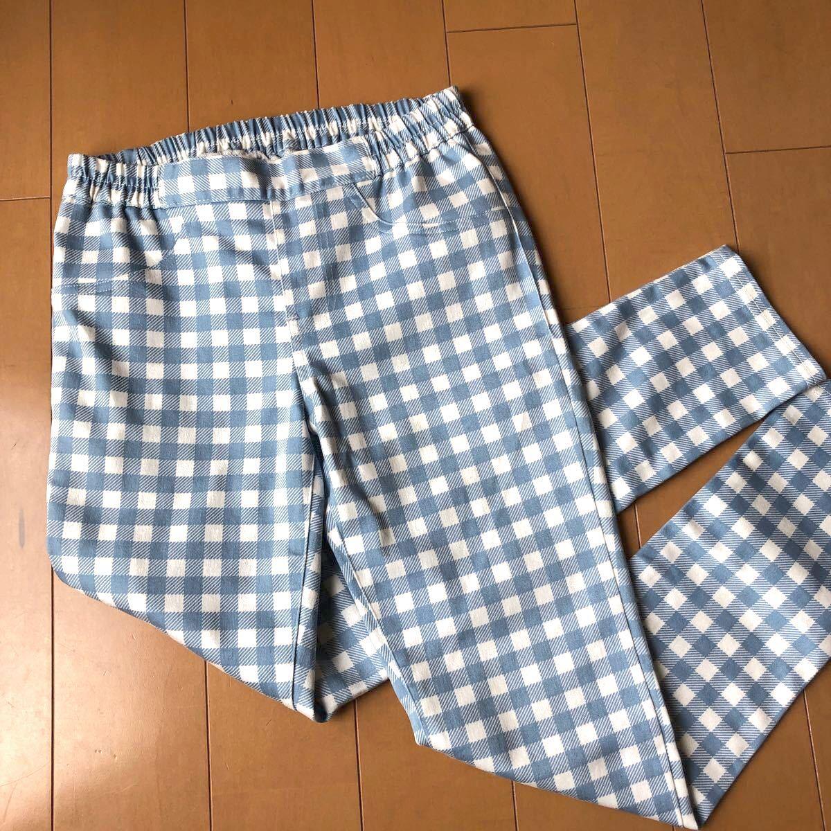 パンツ ズボン クロップドパンツ サブリナパンツ カプリパンツ レディース 夏物