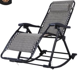 リクライニングチェア ロッキングチェア リラックスチェア お昼寝 椅子 折りたたみ 成人 お年寄り