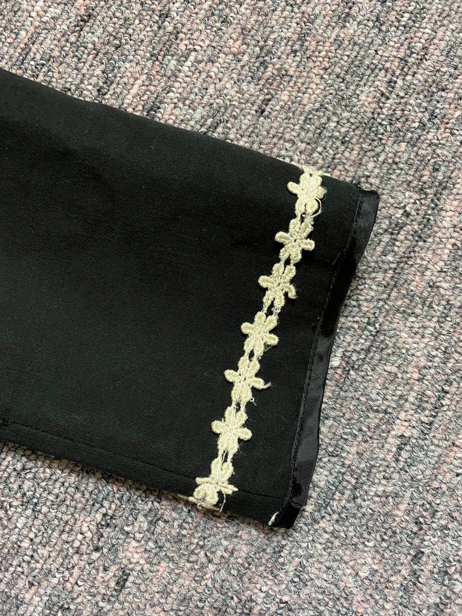 テーラードジャケット 黒