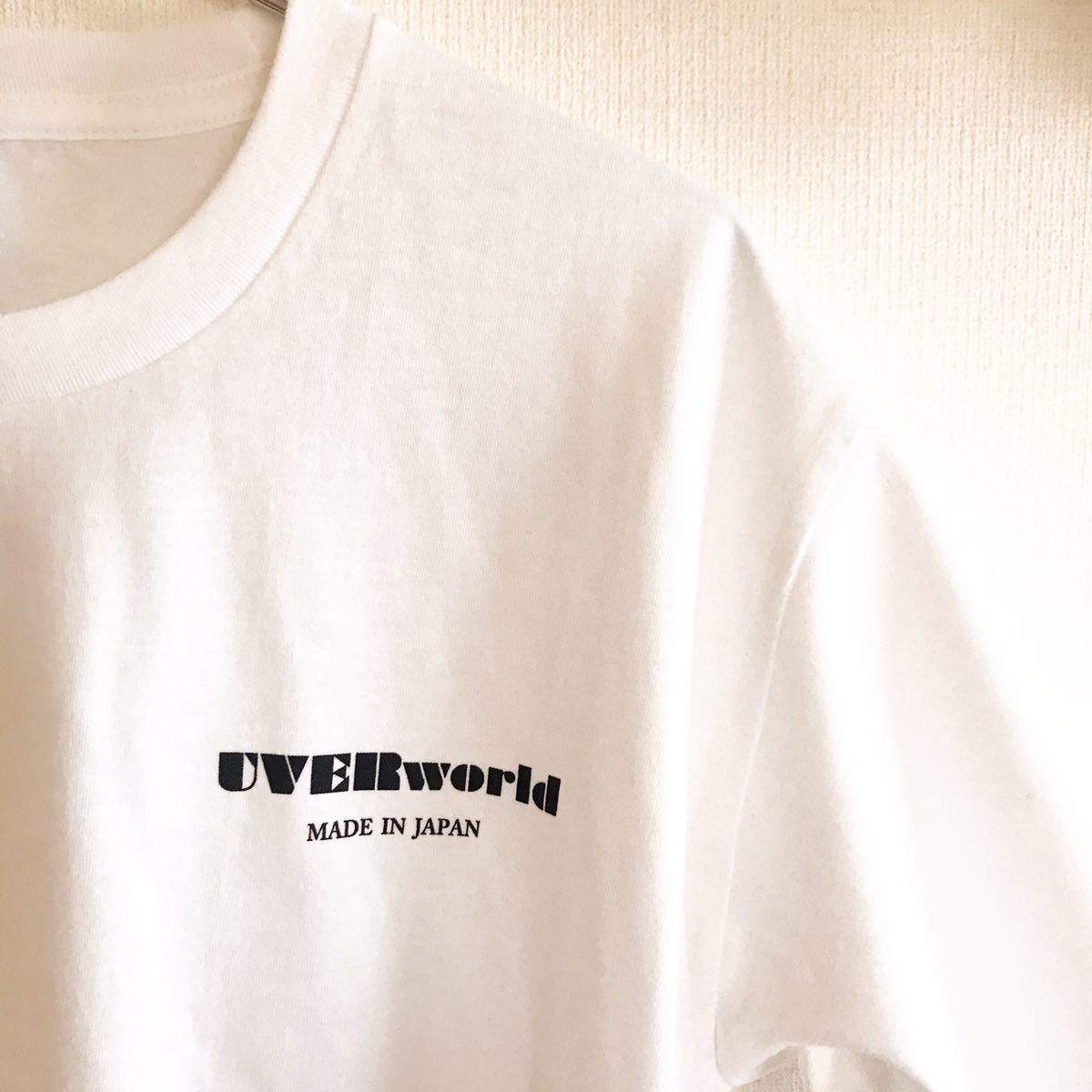 UVERworld2020グッズ 『MADE IN JAPAN』TEE Lサイズ 新品未使用