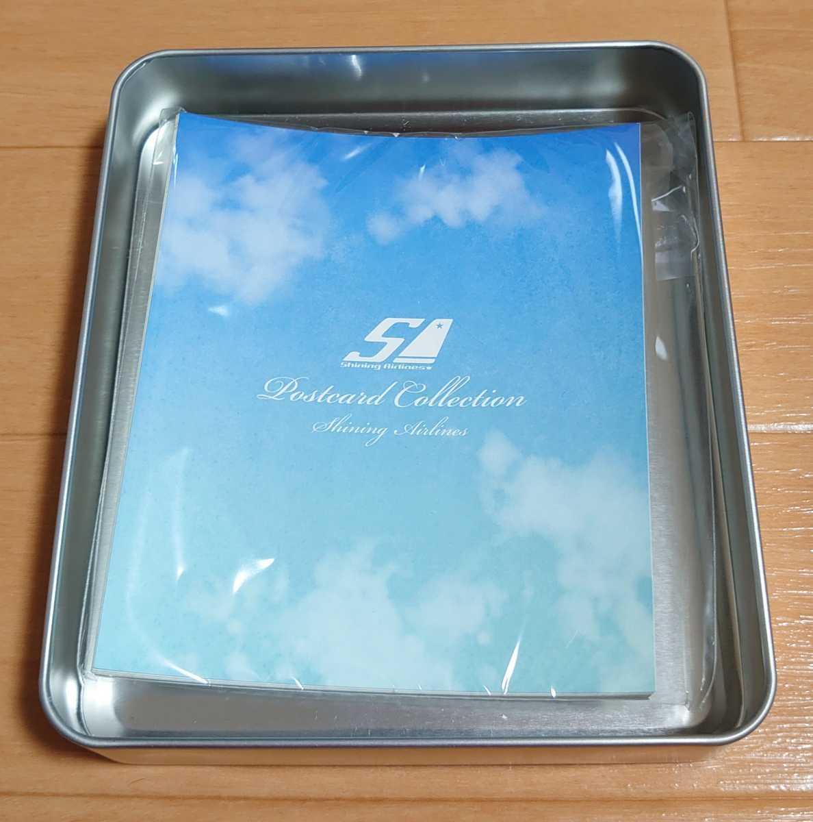 うたの☆プリンスさまっ♪ Shining Airlines 缶入りポストカードコレクション 全12枚入り うたプリ 11人セット AGF 未開封 シャイニング_画像2