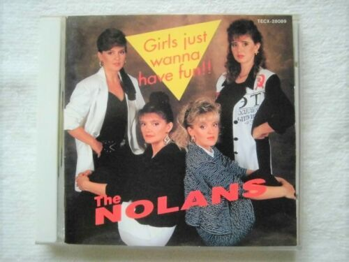 国内盤 / Nolans / Girls Just Wanna Have Fun!! / 80年代メガヒット大量カバー!Madonna, Cyndi Lauper, Culture Club, Michael Jackson_画像1