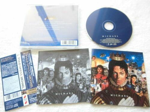 国内盤帯付 / Michael Jackson / Michael / 「Behind The Mask / Yellow Magic Orchestra(YMO)」カバー収録 / 坂本龍一 /湯川れい子 2010_画像2