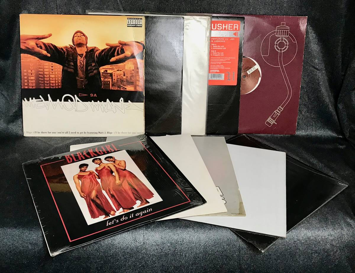 洋楽レコード まとめ売り 10枚セット ⑥