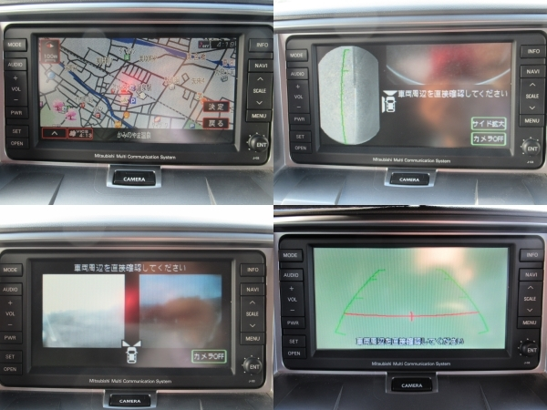 「CV5W デリカD5 切替4WD CVT Gパワーパッケージ 左パワスラ ナビ リア席モニター クルーズコントロール 予備検渡し!」の画像3