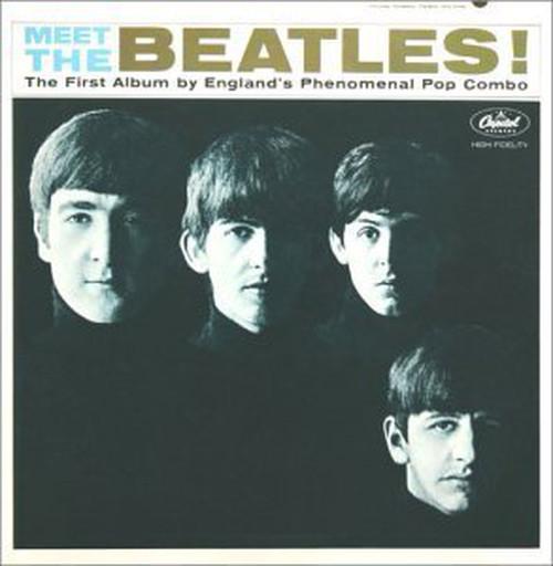※中古CD-BOX THE BEATLESザ・ビートルズ/'64 BOX THE CAPITOL ALBUMS vol.1 2004年作品CD4枚組仕様国内盤_画像2