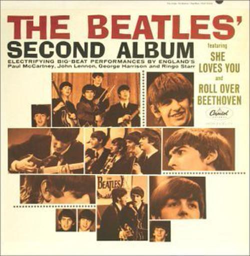 ※中古CD-BOX THE BEATLESザ・ビートルズ/'64 BOX THE CAPITOL ALBUMS vol.1 2004年作品CD4枚組仕様国内盤_画像3