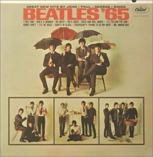 ※中古CD-BOX THE BEATLESザ・ビートルズ/'64 BOX THE CAPITOL ALBUMS vol.1 2004年作品CD4枚組仕様国内盤_画像5