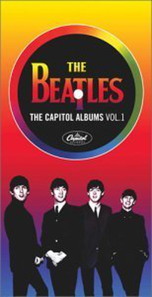 ※中古CD-BOX THE BEATLESザ・ビートルズ/'64 BOX THE CAPITOL ALBUMS vol.1 2004年作品CD4枚組仕様国内盤_画像1