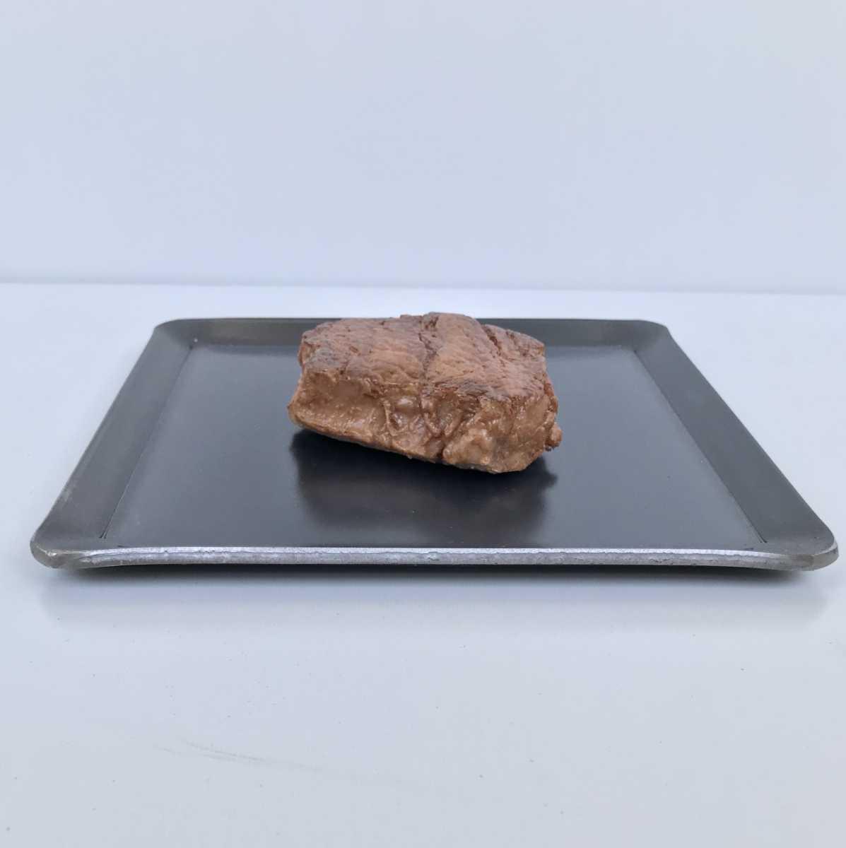 フタ付 ソロキャンプに! 王道の極厚 4.5ミリ鉄板 送料無料 ステーキ 焼肉カルビ BBQ バーベキュー 20×20 バイクツーリング餃子直火