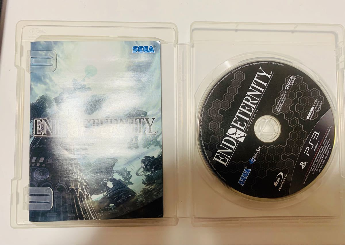 【PS3】 End of Eternity [通常版]