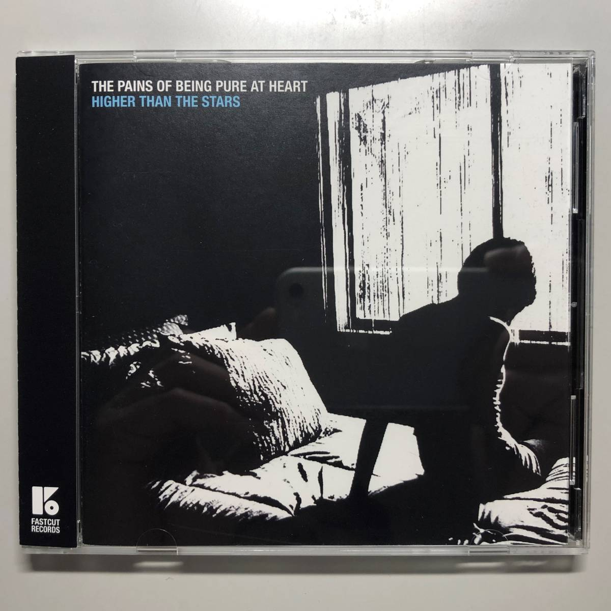 The Pains of Being Pure at Heart - Higher Than The Stars【2枚組CD 日本盤】ペインズ シューゲイザー 国内盤_画像1