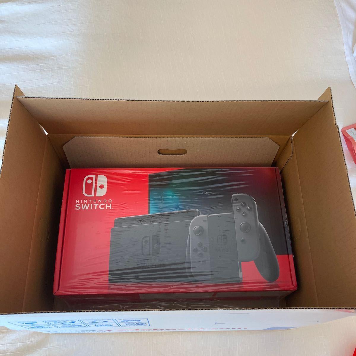 Nintendo Switch 任天堂 Switch本体 ニンテンドースイッチ本体 新品未開封