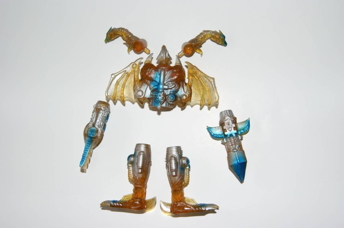 ■旧タカラ 変身サイボーグ  『宇宙人 Z ゾーン変身セット 』 昭和 レトロ 当時物 ■